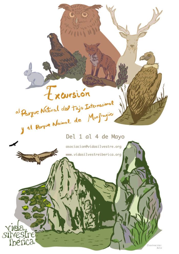 Vida Silvestre Ibérica