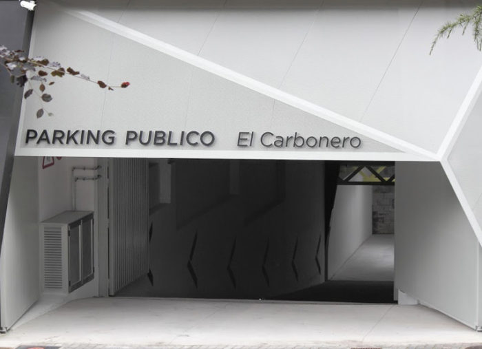 Parking El Carbonero