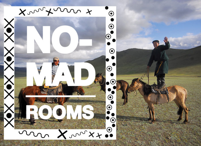 Nomad rooms