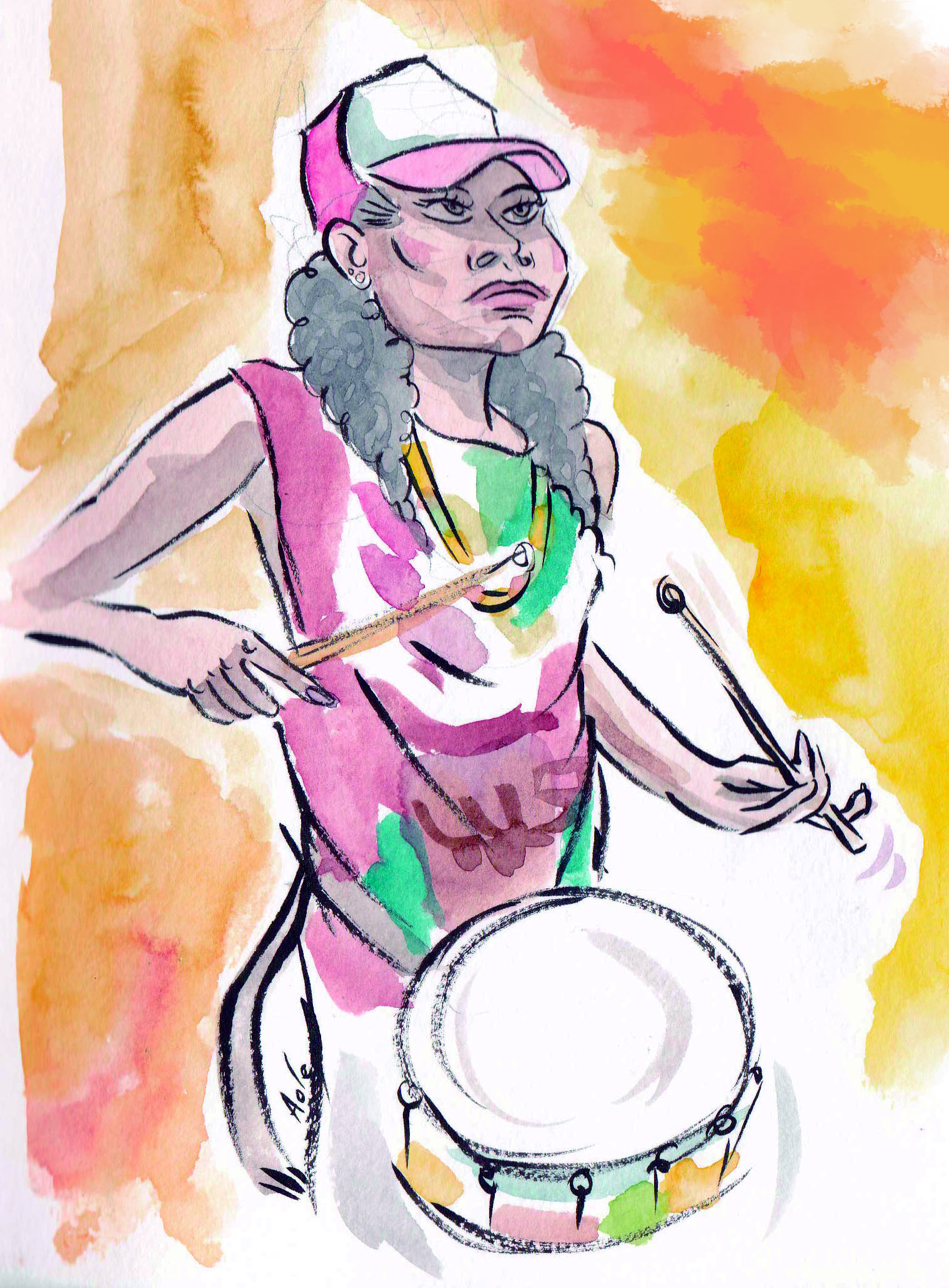 Libro ilustrado – Viaje a Salvador de Bahía